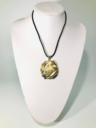 Necklace With Abalone/Maua Shell