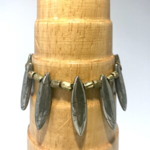 Tribal Copper and Haematite Bracelet