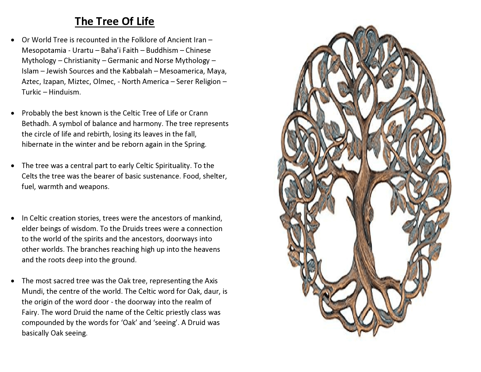Tree of Life #160 #209 #211 #218 #231a