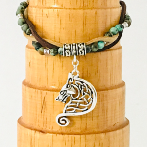 Crystal Beaded Unisex Bracelet