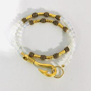 Wrap Around Opalite Bracelet